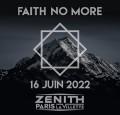 Faith No More au Zénith de Paris