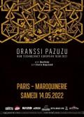 Oranssi Pazuzu, Deafkids et Sturle Dagsland à la Maroquinerie