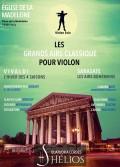 L'Orchestre Hélios et Glen Rouxel en concert