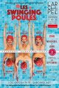 Affiche Les swinging Poules - Chansons synchronisées - L'Archipel