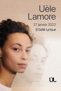 Uèle Lamore à la Gaîté lyrique