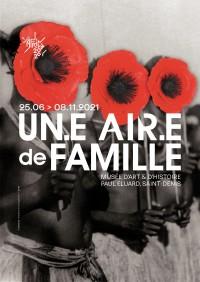 Un.e Air.e de famille au Musée d'Art et d'Histoire Paul Eluard