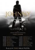 « Johnny Symphonique Tour » salle Pleyel