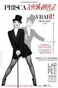 Affiche Prisca Demarez - VRAIe ! - L'Archipel