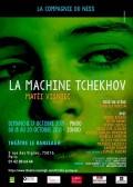 Affiche La machine Tchekhov - Théâtre Ranelagh