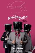 Affiche Les frères colle - Boom - La Scala Paris