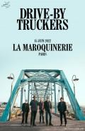 Drive-By Truckers à la Maroquinerie