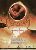 Obscura, Persefone et Disillution en concert