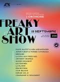 Affiche Freaky Art Show - Palais des Glaces