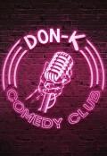 Don-K Comedy Club : Logo