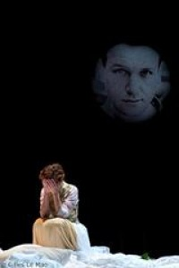 Affiche Hamlet - Théâtre des Sources