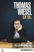 Affiche Thomas Wiesel - Ça va - Le Bataclan