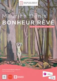 Maurice Denis, bonheur rêvé au Musée Maurice-Denis