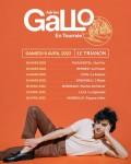 Adrien Gallo au Trianon