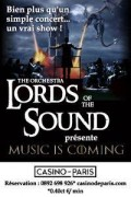 Lords of the Sound au Casino de Paris