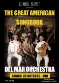 Orchestre Del Mar au Bal Blomet