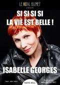 Isabelle Georges au Bal Blomet