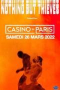 Nothing But Thieves au Casino de Paris