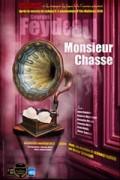 Affiche Monsieur chasse ! - Théâtre Montmartre Galabru