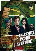 Affiche En route pour l'aventure - Théâtre Montmartre Galabru