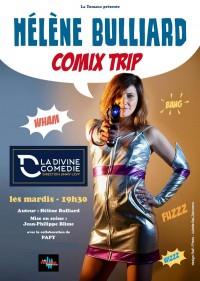 Affiche Hélène Bulliard - Comix Trip - La Divine Comédie