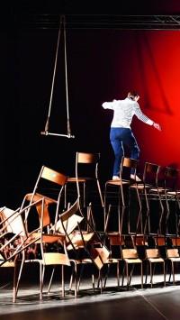Affiche Galapiat Cirque / Lucho Smit - L'Âne & la carotte - Le Cabaret sauvage