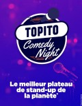 Affiche Topito Comedy Night - Le Grand Point Virgule