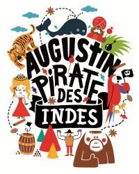 Affiche Augustin, pirate des Indes - La Nouvelle Seine