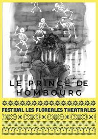 Affiche Le Prince de Hombourg - Théâtre Lepic