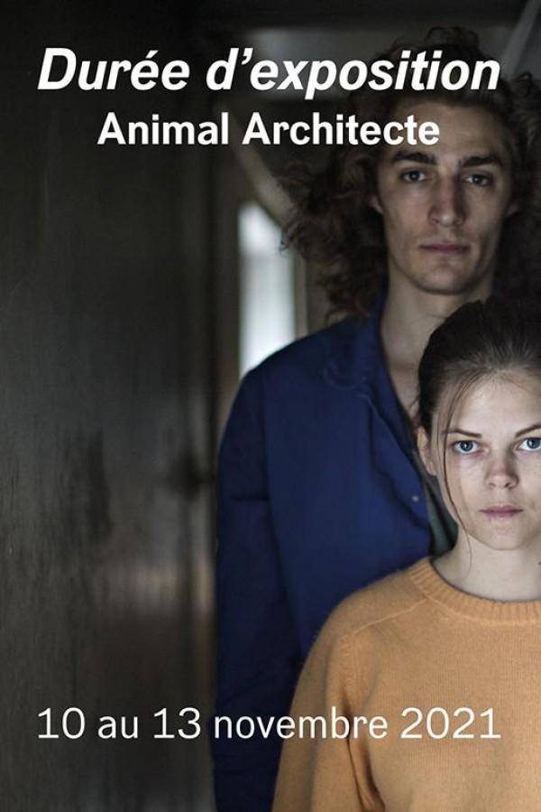 Affiche Durée d'exposition - Théâtre de la Commune