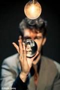 Affiche À vue - Magie performative - Théâtre de Saint-Quentin-en-Yvelines