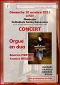 Le Duo Merlin en concert