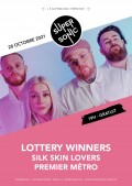 King Sheep, Silk Skin Lovers et Lottery Winners au Supersonic