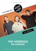 The Homesick au Supersonic