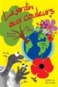 Affiche Le jardin aux couleurs - Comédie Tour Eiffel