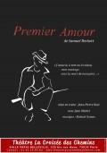 Affiche Premier amour - Théâtre La Croisée des Chemins - Salle Belleville