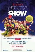 Affiche Slava's Snowshow - Le Trianon