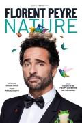 Affiche Florent Peyre - Nature - Théâtre du Casino