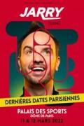 Affiche Titre avec Jarry - Le Dôme de Paris - Palais des Sports