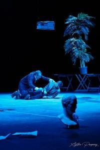 Affiche Bartleby - Théâtre Gérard Philipe