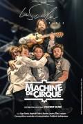 Affiche Machine de cirque - Théâtre de Suresnes Jean Vilar