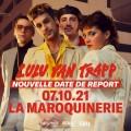 Lulu Van Trapp à la Maroquinerie