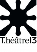 Affiche Baran - Théâtre 13 - Bibliothèque