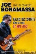 Joe Bonamassa au Palais des Sports