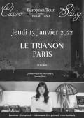 Clairo au Trianon