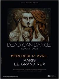 Dead Can Dance au Grand Rex