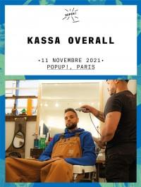 Kassa Overall en concert
