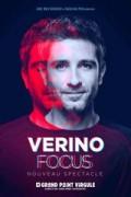 Affiche Vérino - Focus - Théâtre de Saint-Maur