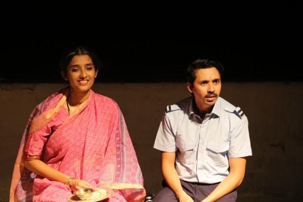 Flying Chariot(s), mise en scène Koumarane Valavane