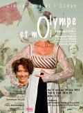 Olympe et moi aux Rendez-Vous d'Ailleurs - Affiche du spectacle
